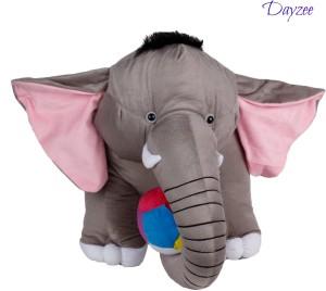 Dayzee Jumbo Elephantplaying With Ball  - 70 cm