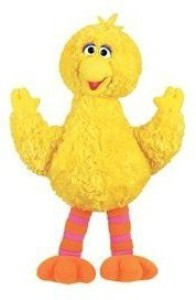 Nanco Sesame Street Big Bird 16