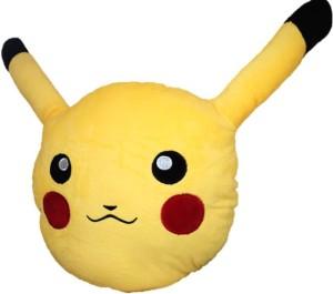 Toyjoy Pokemon Pikachu yellow pillow cushion for kids  - 50 cm