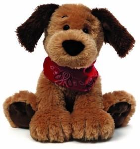 Gund Bandit Dog Animal