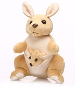 Sana Kangaroo With Baby cm 25  - 30 cm