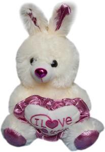 Vidya Ventures Imported Rabbit Teddy  - 30 cm