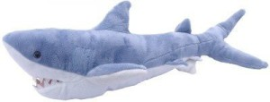 Rhode Island Novelty Mako Shark Plush Puppet
