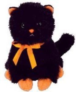 Ty Beanie Babies Jinxy Black Cat ( Store Exclusive)