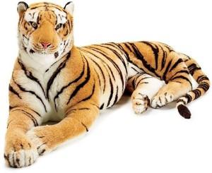 Cuddles Life Like Giant Tiger  - 150 cm