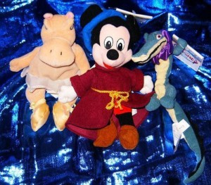 Fantasia Disney'S Mickey The Sorcerer And Friends 7