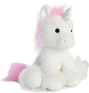 Aurora World Dreaming Of You Unicorn Plushwhitesmall