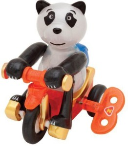 Z Wind Ups Bruno The Bike Riding Bear