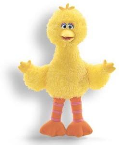 Gund Sesame Street Big Bird Animal