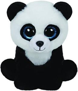 TY Beanie Babies Classic Ming Panda Bear Medium