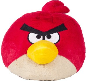 Angry Birds AB Multicolor  8