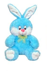 Tabby Cute & Happy Bunny Teddy  - 35 cm
