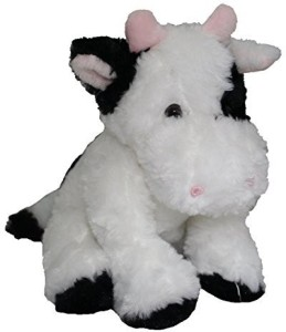 Anico Collectible Plush Cow9 Inches Tall