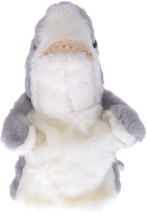 Twisha Hand Puppets Shark  - 10 inch