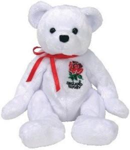 Ty Beanie Ba Scrum The Rug Bear (Uk Exclusive)