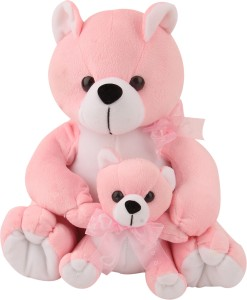 Cally Mother Teddy Bears For Girls  - 32 cm