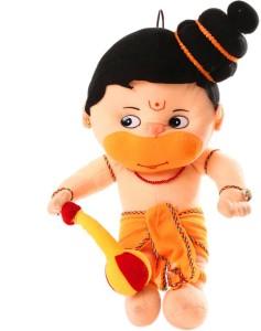 Cally Soft Toys Hanuman Ji  - 50 cm