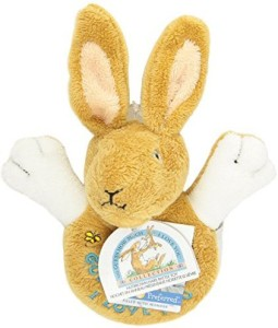 Kids Preferred Guess How Much I Love You: Loop Rattles  - 20 inch
