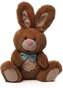 Gund Ba Easter Soft Bops Dark Tan Bunny