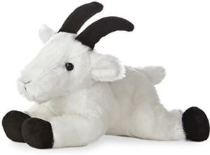 Aurora Rocky Mountain Goat Mini Flopsie 8