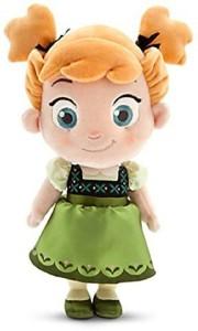 Frozen Disney Official 12 In Toddler Ba Anna Soft Plush