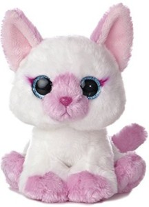 Aurora World Candies Marshmallow Kitten Plush
