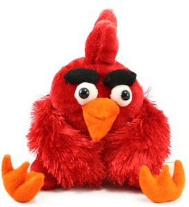 Tickles Sitting Angry Bird  - 22 cm