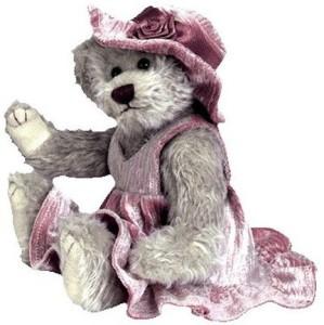 Ty Attic Treasure Darlene The Bear