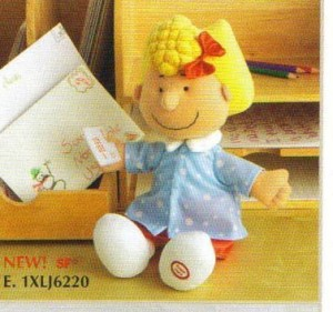 Hallmark Peanuts 1Xlj6220 Letter To Santa Sally What Christmas Is All About