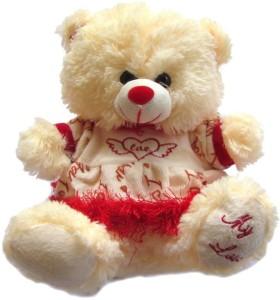 Tickles My Love Teddy  - 10 inch