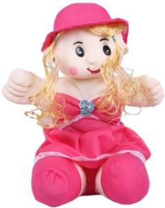 Pari Soft Beauty Baby Gir  - 35 cm