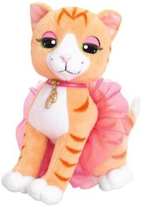 Barbie In The 12 Dancing Princesses Plush Kitty Twyla