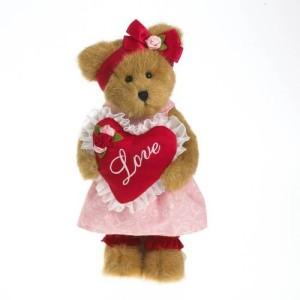 Enesco Boyds Bears Precious Luvington 10