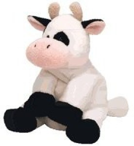 Ty Pluffies Milkers Cow