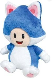 Nintendo Super Mario World Neko Cat Toad 7