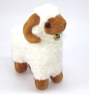 Cuddles Sheep With Baa Baa Sound  - 20 cm