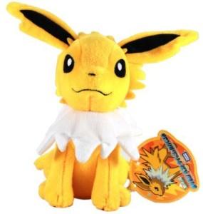 Takara Tomy Pokemon N-44 Jolteon/Thunders Best Wishes 8