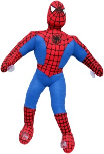 Bubble Hut Spiderman Soft Toy (Large)  - 19 inch