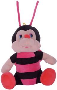 Twisha Multi Bee Pink 36 X 22 X 9 Cms  - 9 cm