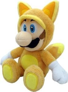 Little Buddy Toys Little Buddy Official Super Mario Plush Kitsune Fox