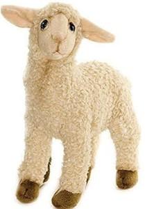 Hansa Sheep Plush Animal 11