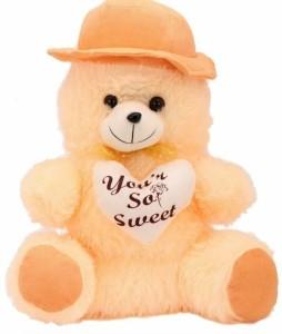 Ansh Soft Teddybear Beige  - 35 cm