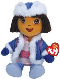 TY Beanie Babies Dora Dora World Adventure Russia
