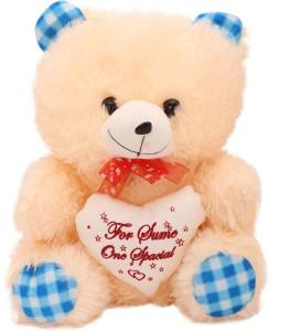 Arihant Online Blue Soft Teddy Bear  - 17 inch