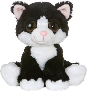 Aurora World Plush 10 Inches Dreamy Eyes Cat Inches Clarence