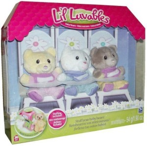 Lil' Luvables Lil Luvables Fluffy Factory