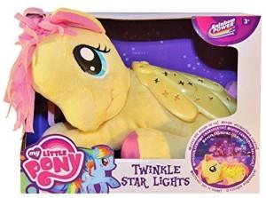 Funrise My Little Pony Twinkle Star Light Flutterfly Yellow