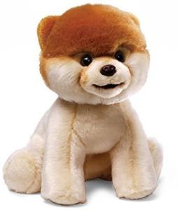 Gund Boo Plush Dog
