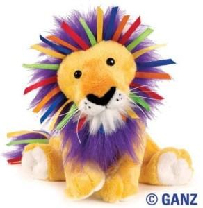 Webkinz Ribbon Lion