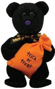 TY Beanie Babies Trickster Bear